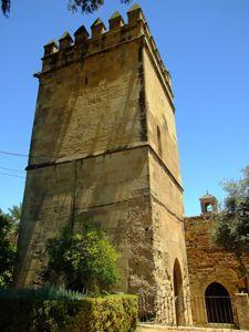 Alcázar de los Reyes Cristianos, Torre de los Leones