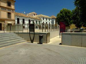 Córdoba, Entrada a los Baños Califales