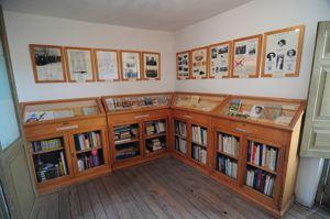 Biblioteca Machadiana de la Casa-Museo de Antonio Machado