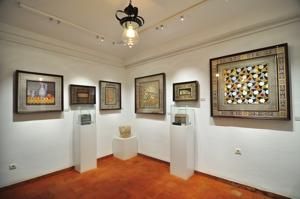 Casa-Museo de Arte sobre Piel, Sala III - Técnicas