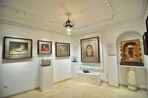 Casa-Museo de Arte sobre Piel, Sala II - La Cerámica en el Guadamecí