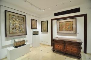 Casa-Museo de Arte sobre Piel, Sala I - El Guadamecí Califal