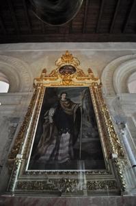 Mezquita de Córdoba, Altar de Santa Bárbara