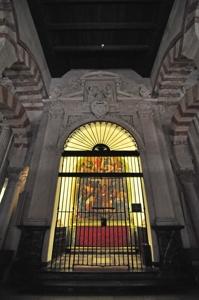 Mezquita de Córdoba, Capilla de San Esteban