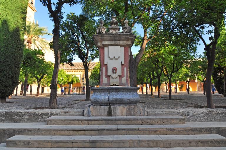 La catedral mezquita de c rdoba ii el patio de los - Fuentes de patio ...