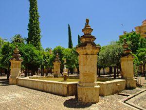 Mezquita de Córdoba, Fuente de Santa María