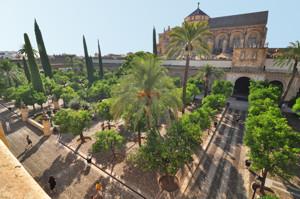 Mezquita de Córdoba, Entrada al Patio de los Naranjos