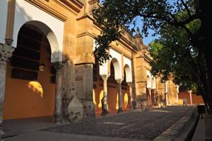 Mezquita de Córdoba, Galerías del Patio de los Naranjos