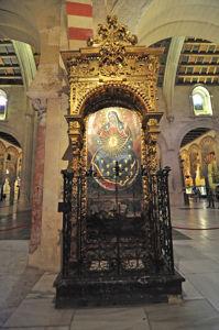 Catedral - Mezquita de Córdoba, Altar de la Virgen de la O