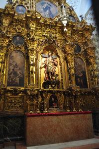 Catedral - Mezquita de Córdoba, Capilla de San Acacio y Compañeros y Once Mil Vírgenes