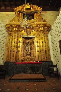 Catedral - Mezquita de Córdoba, Capilla de San Antón