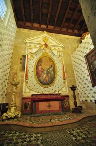 Catedral - Mezquita de Córdoba, Capilla de la Santísima Trinidad