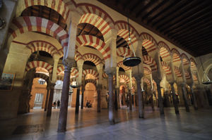 Catedral - Mezquita de Córdoba, Ampliación de Abd al-Rahman II