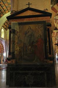Catedral - Mezquita de Córdoba, Altar de San Felipe y Santiago