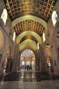 Catedral - Mezquita de Córdoba, Antigua Capilla Mayor de la Catedral