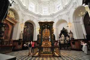 Catedral - Mezquita de Córdoba, Interior de la Capilla del Cardenal Salazar