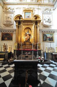 Catedral - Mezquita de Córdoba, Capilla de la Conversión de San Pablo