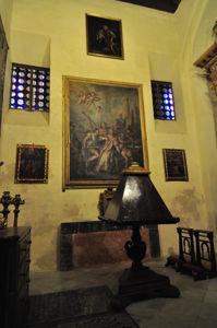 Catedral - Mezquita de Córdoba, Capilla del Espíritu Santo, San Pedro Mártir de Verona, San Lorenzo y San Pedro Apóstol