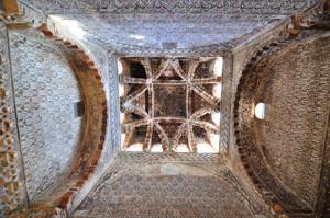Catedral - Mezquita de Córdoba, Bóveda de la Capilla Real