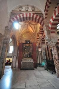 Catedral - Mezquita de Córdoba, Capilla de San Antolín y San Antonio