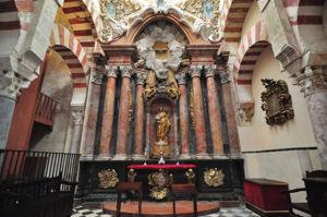 Catedral - Mezquita de Córdoba, Capilla de Santa Inés