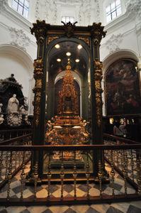 Catedral - Mezquita de Córdoba, Custodia de Arfe
