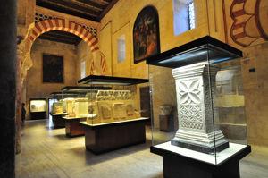 Catedral - Mezquita de Córdoba, Museo Visigodo de San Vicente