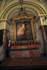 Catedral-Mezquita de Córdoba, Capilla de las Benditas Ánimas del Purgatorio