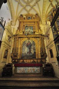 Catedral-Mezquita de Córdoba, Capilla de San Mateo y Limpia Concepción de Nuestra Señora