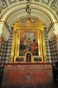 Catedral-Mezquita de Córdoba, Capilla de la Epifanía o de los Santos Reyes