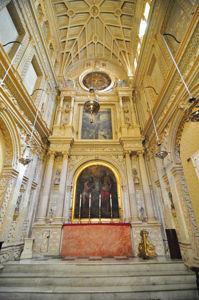 Catedral-Mezquita de Córdoba, Capilla del Espíritu Santo o de los Simancas