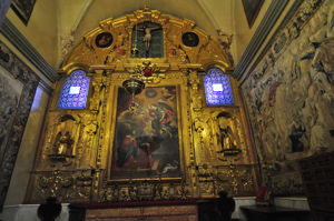 Catedral-Mezquita de Córdoba, Capilla de Nuestra Señora de la O, de la Expectación de Nuestra Señora, o de la Encarnación