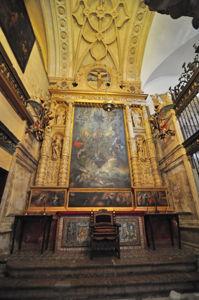 Catedral-Mezquita de Córdoba, Capilla de la Natividad de Nuestra Señora