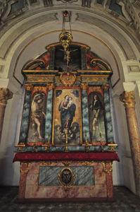 Catedral-Mezquita de Córdoba, Capilla de Nuestra Señora del Rosario