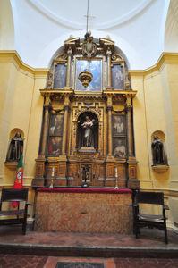 Catedral-Mezquita de Córdoba, Capilla de San Antonio de Padua