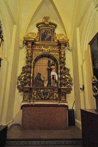 Catedral-Mezquita de Córdoba, Capilla de San José