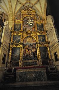 Catedral-Mezquita de Córdoba, Capilla de San Juan Bautista
