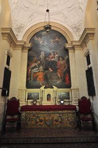Catedral-Mezquita de Córdoba, Capilla de San Marcos, Santa Ana y San Juan Bautista