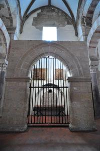 Catedral-Mezquita de Córdoba, Portada de la Capilla de San Clemente