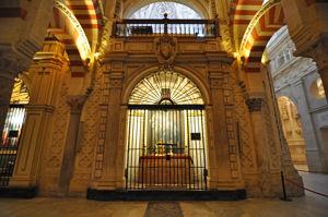 Mezquita de Córdoba, Capilla de Santo Tomás