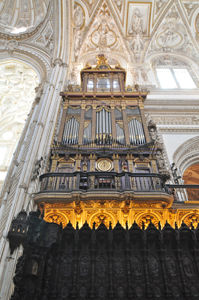 Mezquita de Córdoba, Órgano del lado de la Epístola