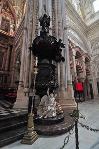 Mezquita de Córdoba, Púlpito de la Epístola