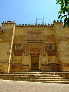 Catedral - Mezquita de Córdoba, Puerta del Espíritu Santo