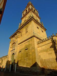 Catedral - Mezquita de Córdoba, Torre - Campanario de la Catedral