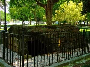 Córdoba, Cisternas romanas en la Avenida Conde de Vallellano
