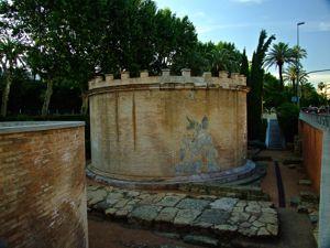 Córdoba, Mausoleos Romanos de Puerta Gallegos