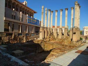 Córdoba, Templo romano