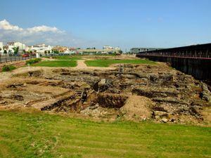Córdoba, Yacimiento arqueológico de Cercadilla apartamentos imperiales