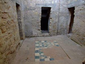 Córdoba, Baños califales, salas almohades