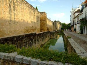 Córdoba, Lienzo Sur de la Puerta de Almodóvar